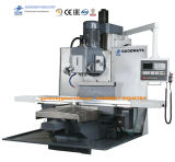 Tipo el moler vertical universal y perforadora X7150A del taladro de la base de la torreta del metal del CNC para la herramienta de corte