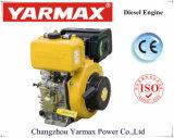 L'aria del dispositivo d'avviamento della mano di Yarmax/avviatore ha raffreddato il motore diesel marino Ym186f Ym190f del singolo cilindro dei 4 colpi