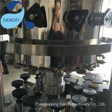탄산 물 마시는 충전물 기계 애완 동물 병 액체 채우는 Mechinery
