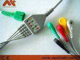 MEK One-Piece MP1000 Cable de ECG con derivaciones