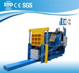 Presse à emballer horizontale hydraulique de mitraille de la qualité Mh60-5050