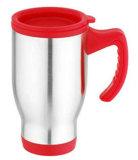 Tasse automatique, tasse de café, tasse de course d'acier inoxydable (R-2085)