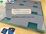 Het thermische Stootkussen van het Hiaat van het Silicone voor de Goedgekeurde V0 Isolatie RoHS van de Harde schijf 6W Seagate Geen Fabriek van MOQ ISO