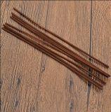 غنيّ بالألوان خشبيّ [رتّن] قصب ناشر عصا