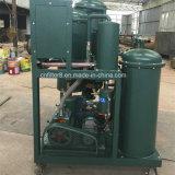 진공 윤활유 유압 기름 냉장고 기름 정화 기계 (TYA)