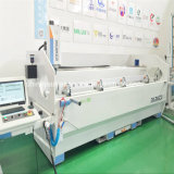 알루미늄 단면도 CNC 맷돌로 간 및 드릴링 기계