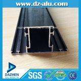 6063 T5 profil en aluminium personnalisé 6000 par séries pour le profil de porte de guichet de l'Algérie