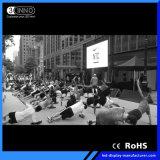 P3.9mm amplio ángulo de visualización Visualización de vídeo al aire libre a todo color