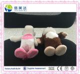 Nova chegada Plush Unicorn e Hamster andando brinquedo Animal