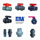 Clapet anti-retour de seul ressort des syndicats de PVC de soupapes d'ère Pn10 (F1970), NSF-Picowatt et UPC