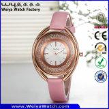 ODM de Polshorloges van de Dames van het Kwarts van het Horloge van de Manier (wy-065B)