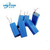 Fabricante China 14,8V 6.6AH Batería de iones de litio 18650