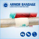 Verpfänden in 30 Minute-Leck-Verlegenheits-Band-hochfestes Öl-Gas-Rohrleitung-Rohr-undichtem Reparatur-Verband