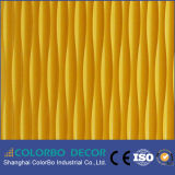 [3د] [مدف] موجة لون لأنّ جدار زخرفة