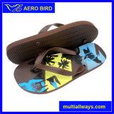 Point chaud des patins en PVC avec l'Afrique de l'impression