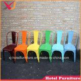 커피를 위한 철 Marais 싼 의자 또는 바 또는 대중음식점 또는 Anquet 또는 호텔 또는 옥외 결혼식 또는 정원