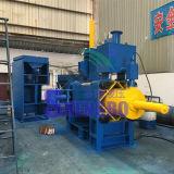 De hydraulische Automatische Horizontale Machine van de Briket van de Slakken van het Metaal