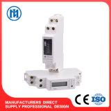 Метр силы счетчика энергии RS485 трехфазного рельса DIN цифровой индикации многофункциональный