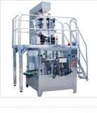 Table de travail de machine d'emballage rotatif