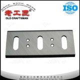 C1 тип вольфрама ножа Woodworking карбид реверзибельного цементированный