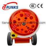 1.1kw 진공 모터로 가는 에폭시 지면을%s Tlanx Tlym-300 지면 비분쇄기