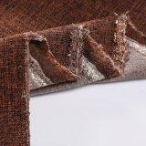 部屋の家具の家具製造販売業のためのリネンデザインの100%年のポリエステルファブリック