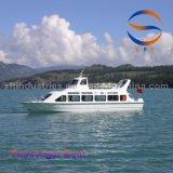 14.28m el placer de la velocidad con el barco de pasajeros de barco de FRP cuerpo