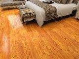 suelo dirigido impermeable de madera sólida de 15m m para la sala de estar