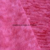 Ватка влияния печатание катиона микро-, ткань куртки (фактически пинк)