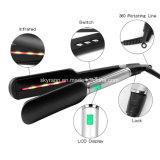 Raddrizzatore freddo infrarosso ultrasonico dei capelli del piatto del raggio dei capelli del raddrizzatore elettrico infrarosso rosso dei capelli