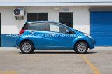 4つのシートが付いている高速小さい電気自動車