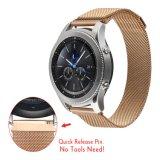 Bovenkant die Milanese Magnetische Riem van het Horloge van de Lijn van het Netwerk van het Metaal van de Riem voor Samsung S3 verkopen