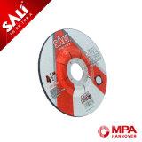 Disco abrasivo di taglio e di molatura di Inox del certificato del MPa di alta qualità