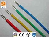 UL3173 Fr-XLPE 22AWG 600 V CSA FT2 Libres de halógenos Crosslinked Electric Cable de conexión interna