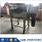 Misturador horizontal do aço inoxidável para misturar o alimento animal especial