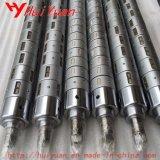 Arbres pneumatiques avec des rangées principales indépendantes et interchangeables