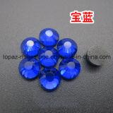 板ガラスのためのバルク水晶の水晶熱い苦境のラインストーンの鉄は卸しで投石する(HFss20ペリドット/3A)