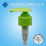 Couleur personnalisée, distributeur de savon liquide en plastique de la pompe pour le lavage des mains (JH-03E, 28/410)