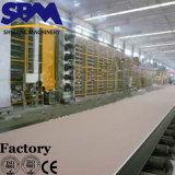 Le papier Face Autoatic la machine de production de panneaux de gypse