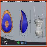 Die USB-nachladbares drahtloses Fernsteuerungs10 Geschwindigkeits-Silikon-Eggs vibrierender Geschlechts-Ei-Liebes-Sprung Massager-Zunge-Zerhacker für Frauen
