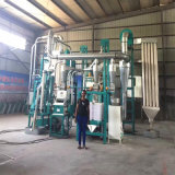 preço pequeno da máquina da fábrica de moagem do milho/milho da capacidade 5-10t melhor