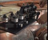 De Machine van de hand om het Metaal dat van de Draad recht te maken van het Koper van de Draad Machine Jzq10/50-70 rechtmaakt