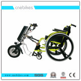Sedia a rotelle elettrica attaccabile Handcycle di 12inch 36V 350W