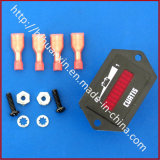 Оригинальные 12V 48V Кертис батареи счетчик моточасов для вилочных погрузчиков 906t