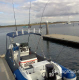 Liya 5,2 m des bateaux de pêche pneumatique à coque rigide avec moteur