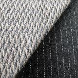 Tela de mezcla tejida de la algodón, tela gris de la algodón, tela de algodón mezclada de las lanas para la camisa