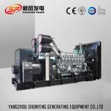De Diesel van de 1250kVA1000kw Mitsubishi Macht Generator van uitstekende kwaliteit met Ce