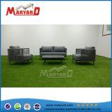 Moderner Entwurfs-im Freienhotel-Aluminiumrahmen-Sofa-Set