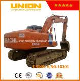 Preço barato original usado de Japão da máquina escavadora de Hitachi Ex200-2