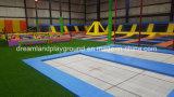 Parque interno do Trampoline do divertimento comercial grande do salto para a venda